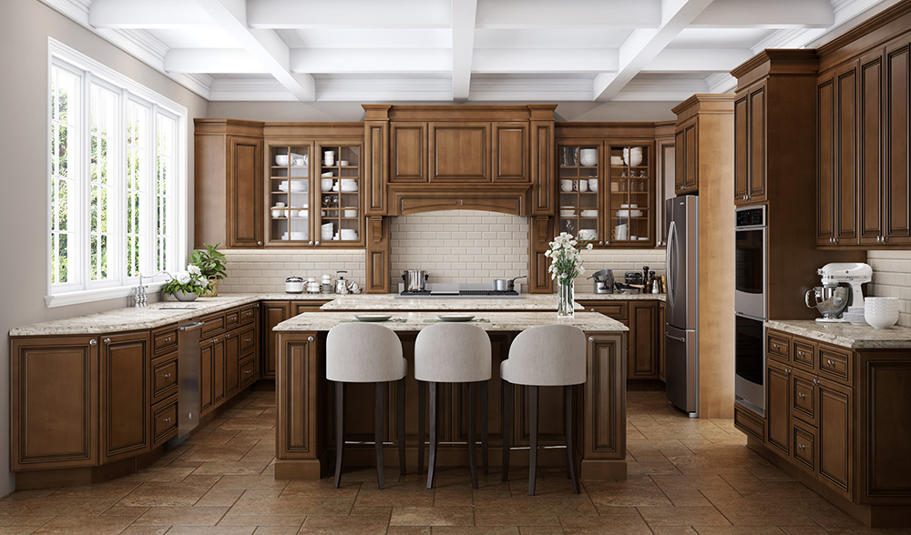 Cabinets   Kitchen & Countertop Center of New England