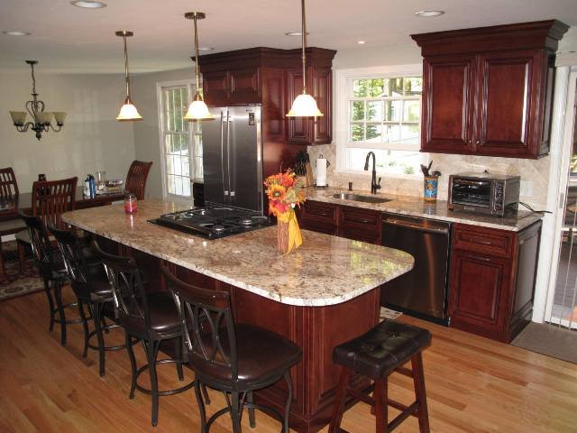 Shrewsbury Ma Kitchen Amp Countertop Center Of New England