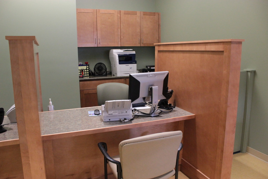 Providence Medical Facility Kitchen Countertop Center Of New England