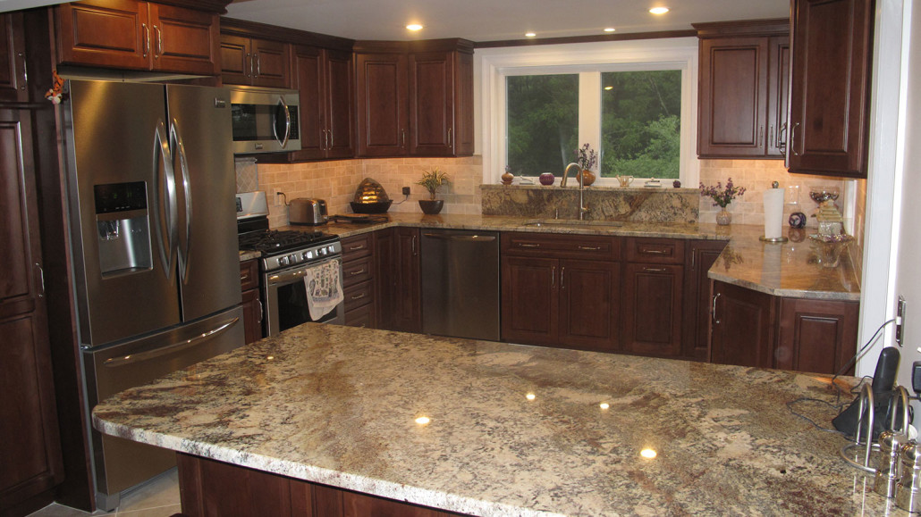 greenville ri kitchen countertop center of new england