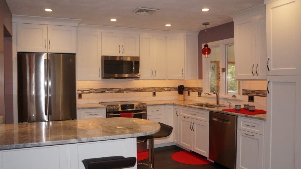 South Kingstown Ri Kitchen Countertop Center Of New England