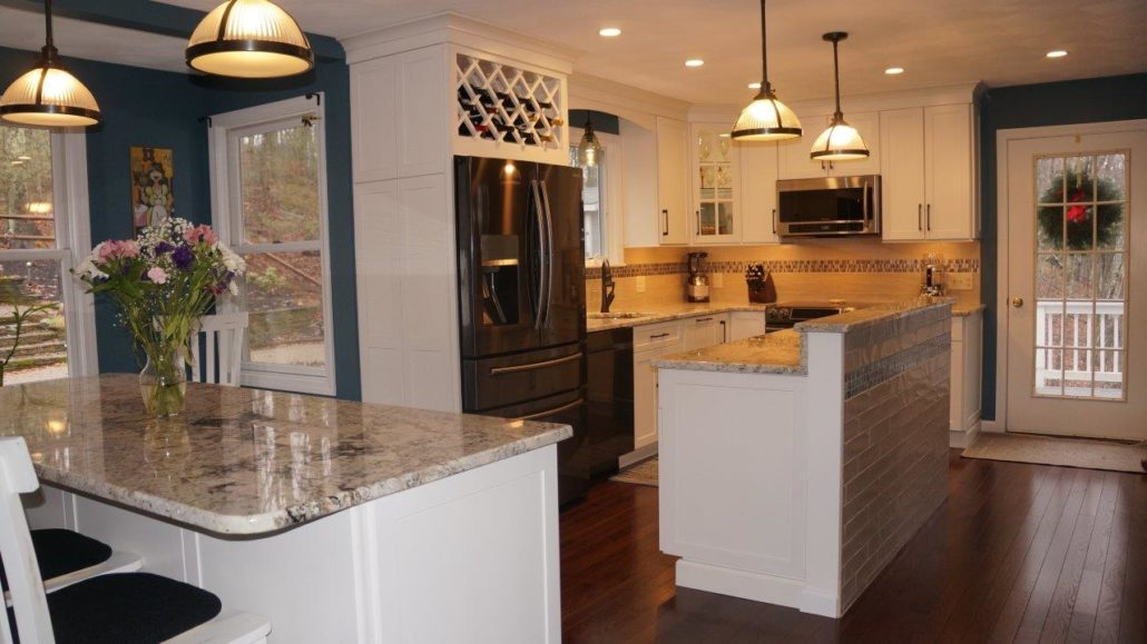 Pascoag Ri Kitchen Countertop Center Of New England