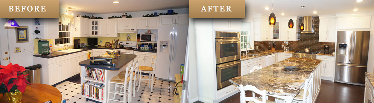 kitchen remodel company ri