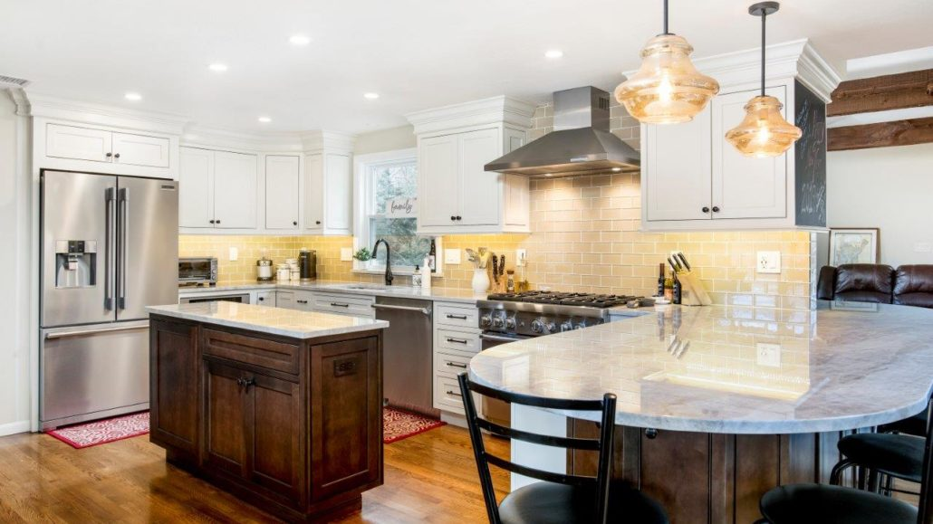 Franklin Ma Kitchen Amp Countertop Center Of New England