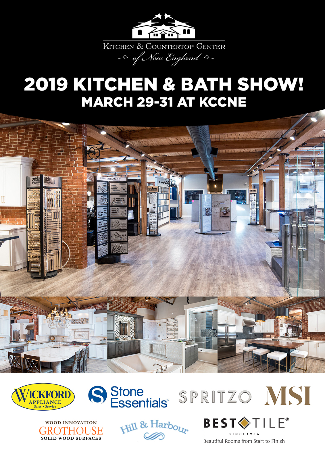 Rhode Island Home Show | Kitchen & Countertop Center of New ...