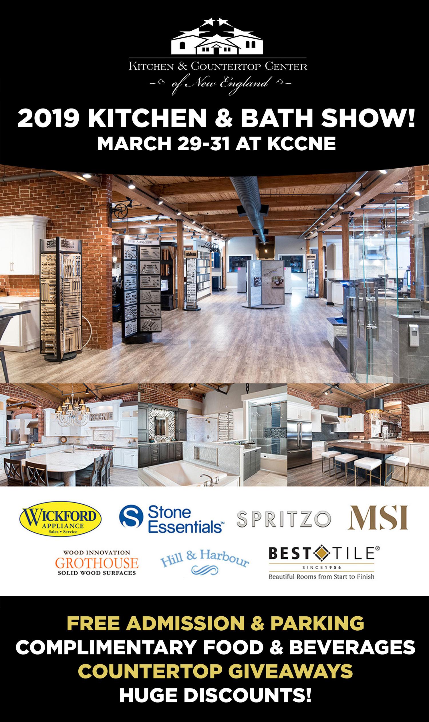 2019 Kitchen & Bath Show   Kitchen & Countertop Center of ...